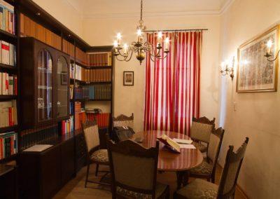 Studentenwohnheim Bayreuth Bibliothek Impressionen